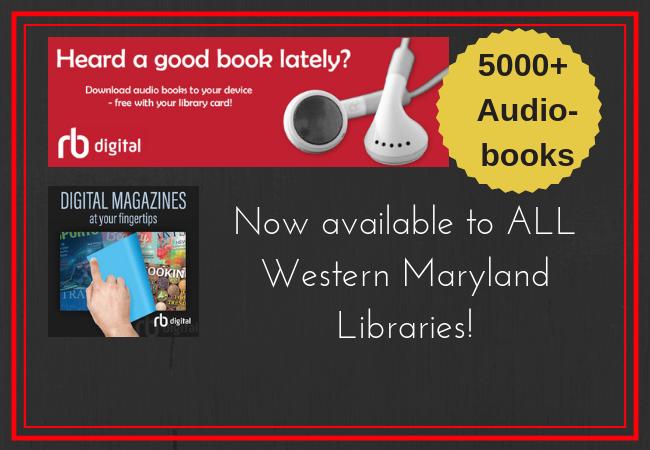Audiobooks and Magazines from RBdigital